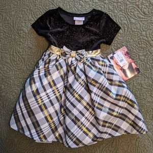 New 3T Young Hearts Formal Dress
